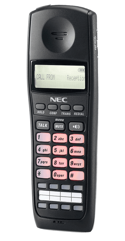 nec sl1100 cordless - NY & NJ VoIP, Hosted PBX Phone System, and Cabling Professionals